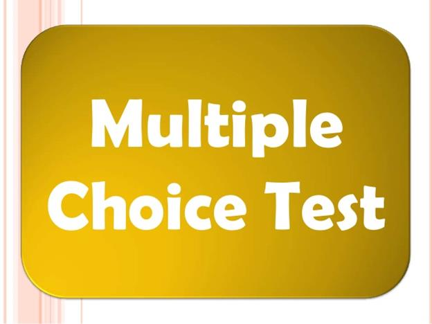 8 Tips To Make A Multiple Choice Test