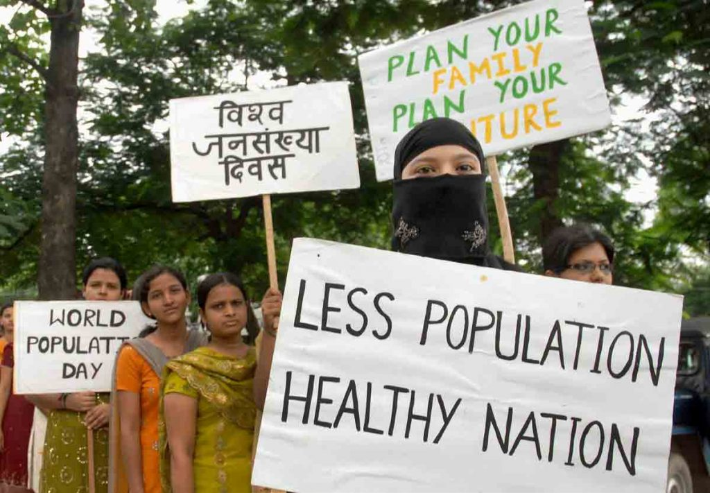 Development and Population Control : Essay, Article, Speech, Note