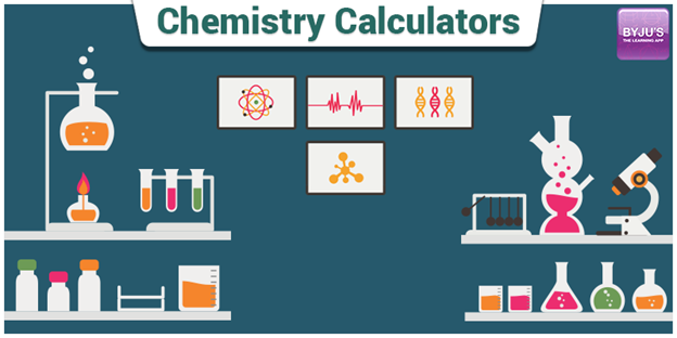 Solve Chemistry Problems With Online Chemistry Calculator!
