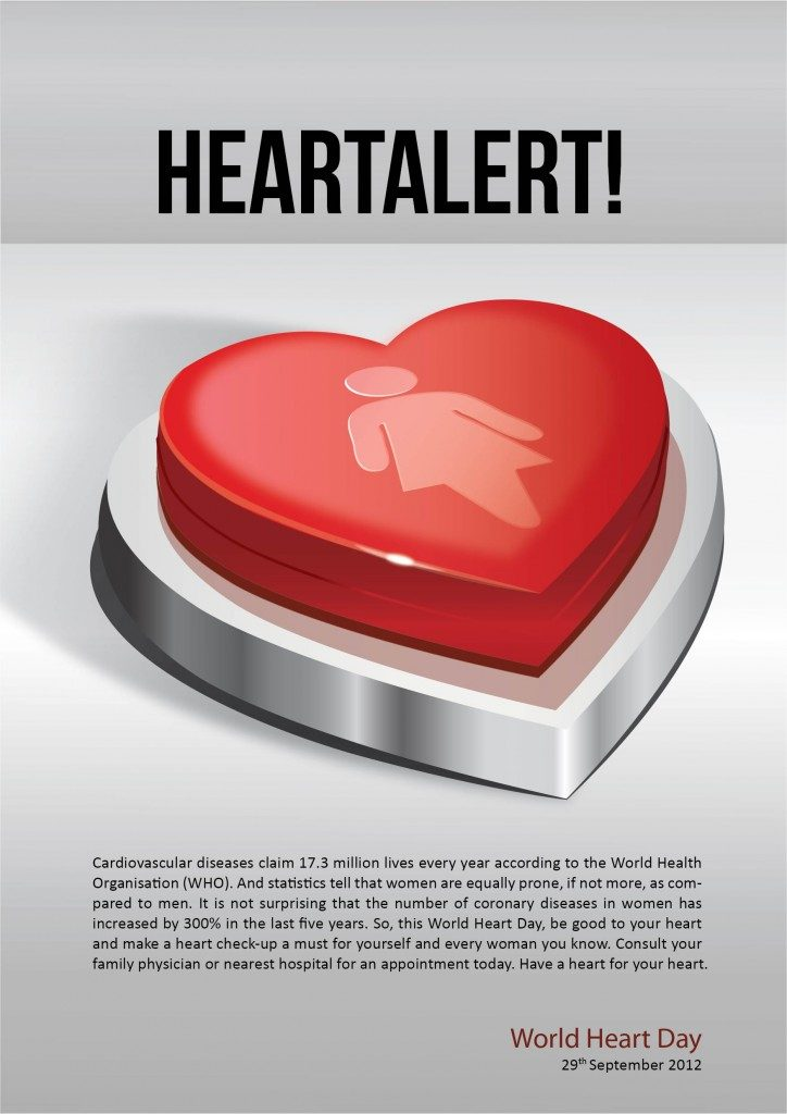 World Heart Day Posters