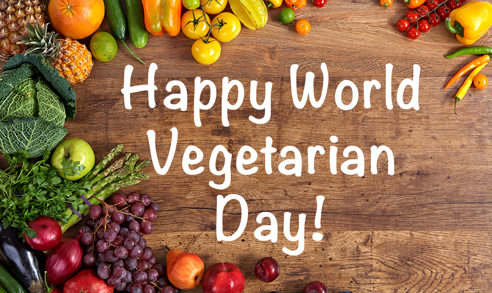 World Vegetarian Day Pictures