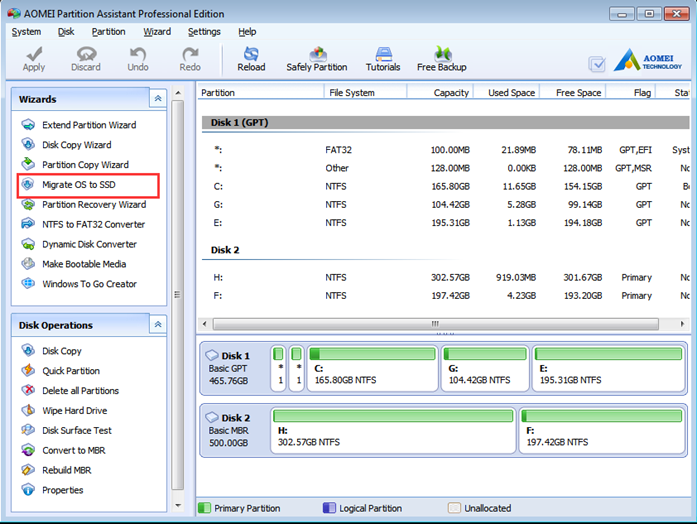 How to Migrate to a Solid-State Drive Without Reinstalling Windows