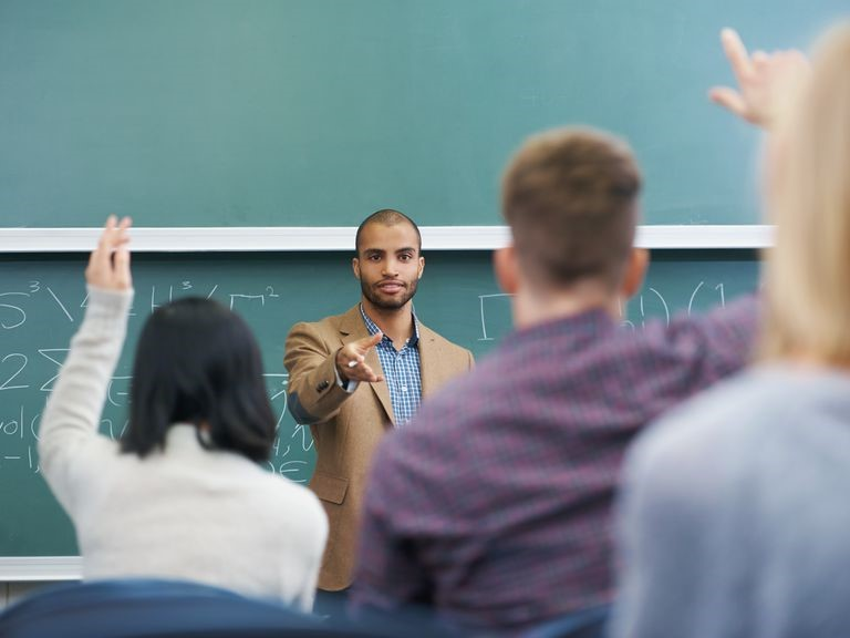 What Really Separates a Good Teacher From the Average One?