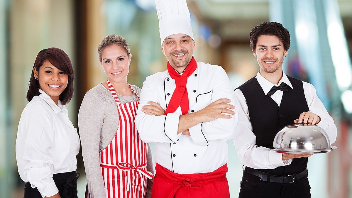 What can you do with a hospitality course?