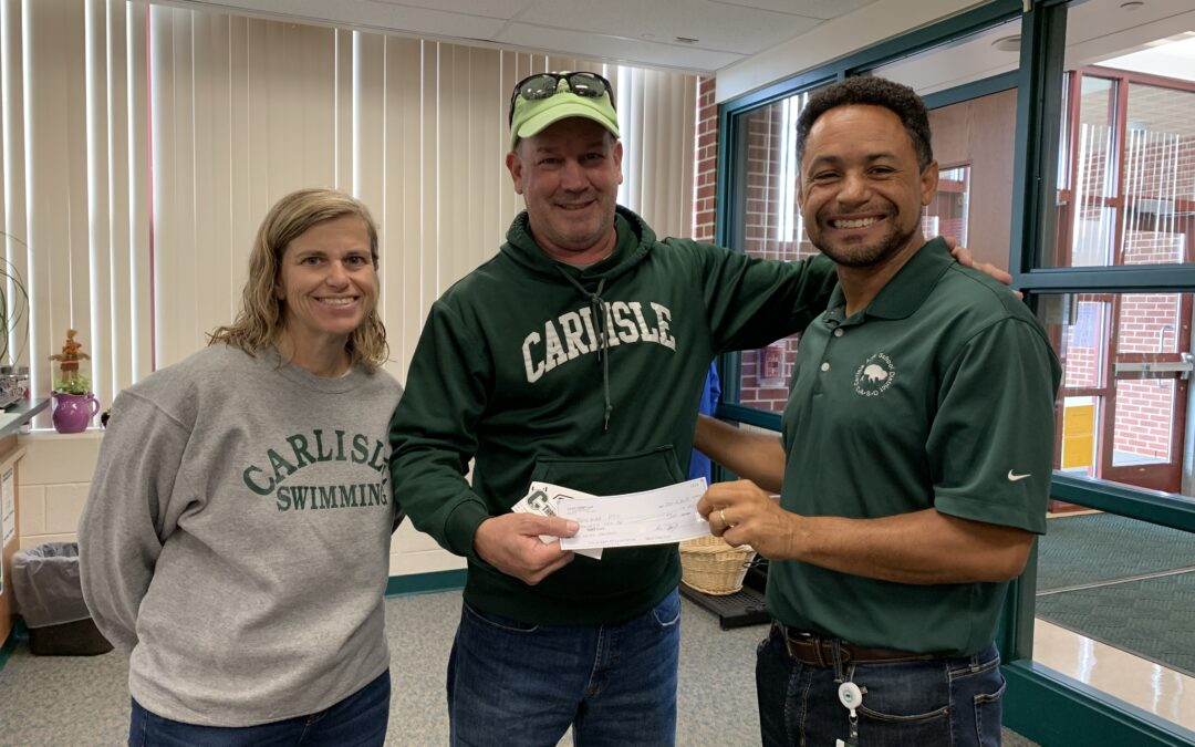 C Luv Gives to Bellaire Elementary