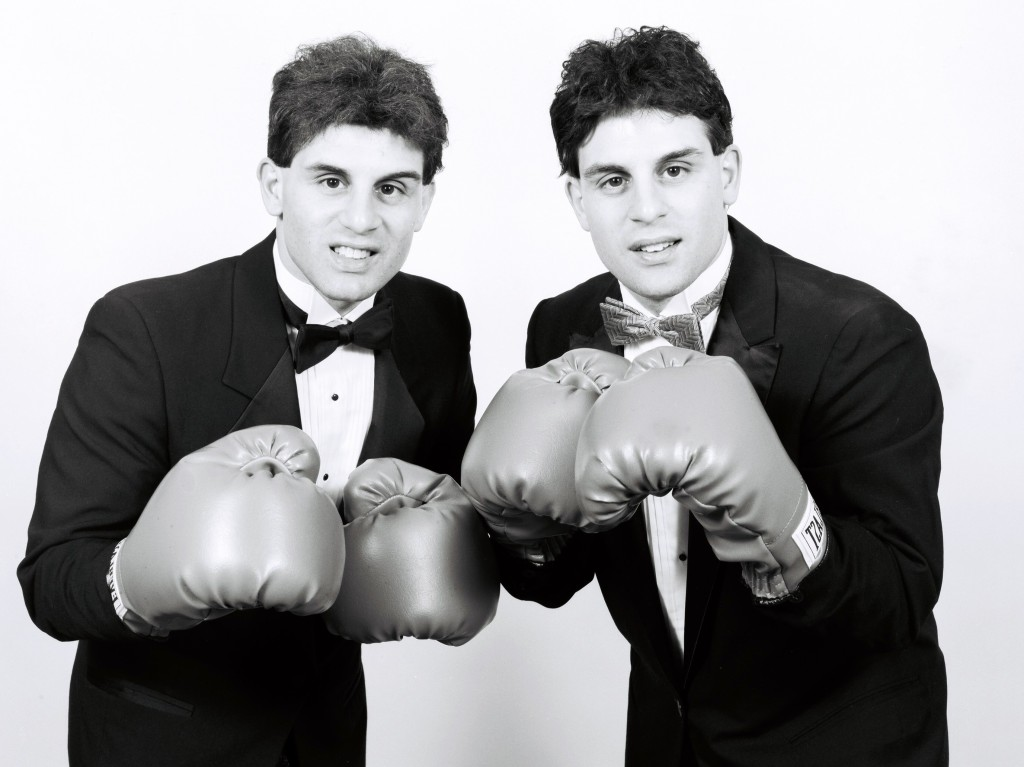 The Boxing Twins