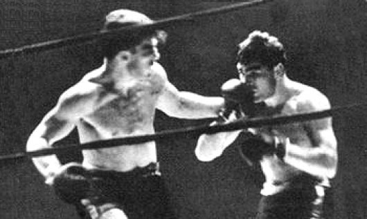 Max Schmeling vs. Young Stribling in 1931 (CLICK ON PHOTO TO VIEW FIGHT ACTION VIDEO)