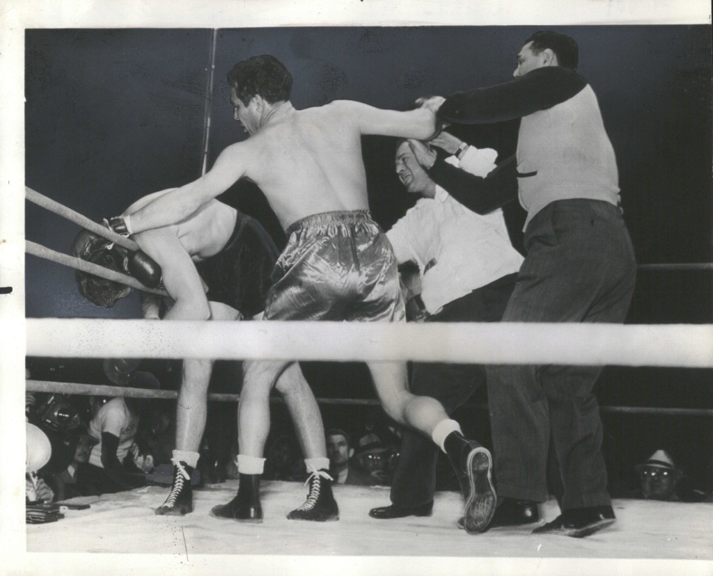 Baer vs. Comisky 1940 (CLICK ON PHOTO TO VIEW FIGHT CLIP)