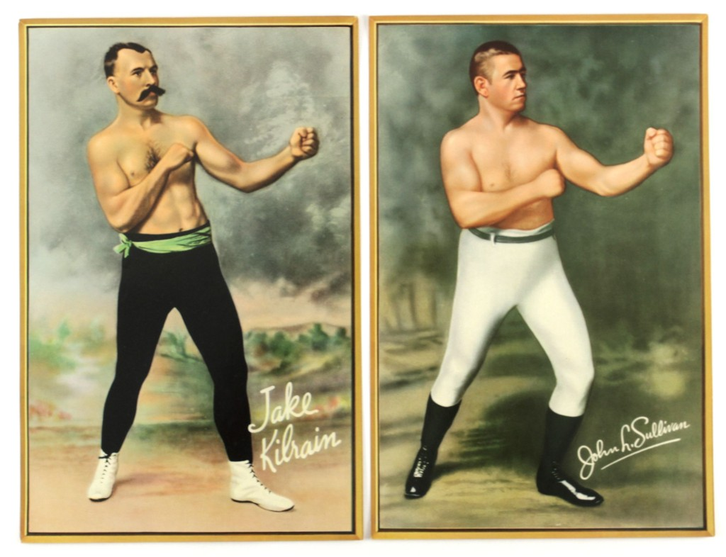 boxing poster#15