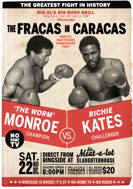 boxing poster#20