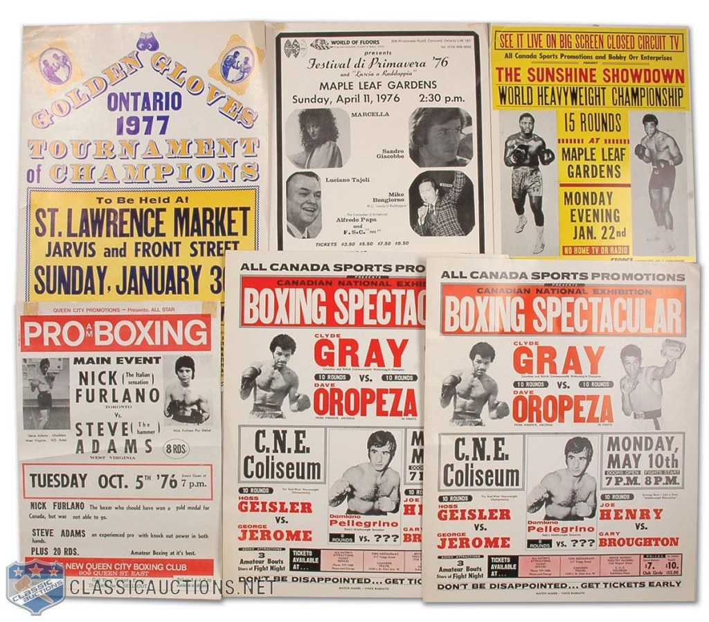 boxing poster#21