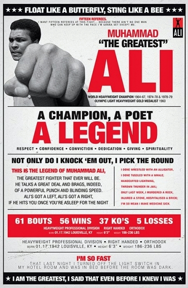 boxing poster#27