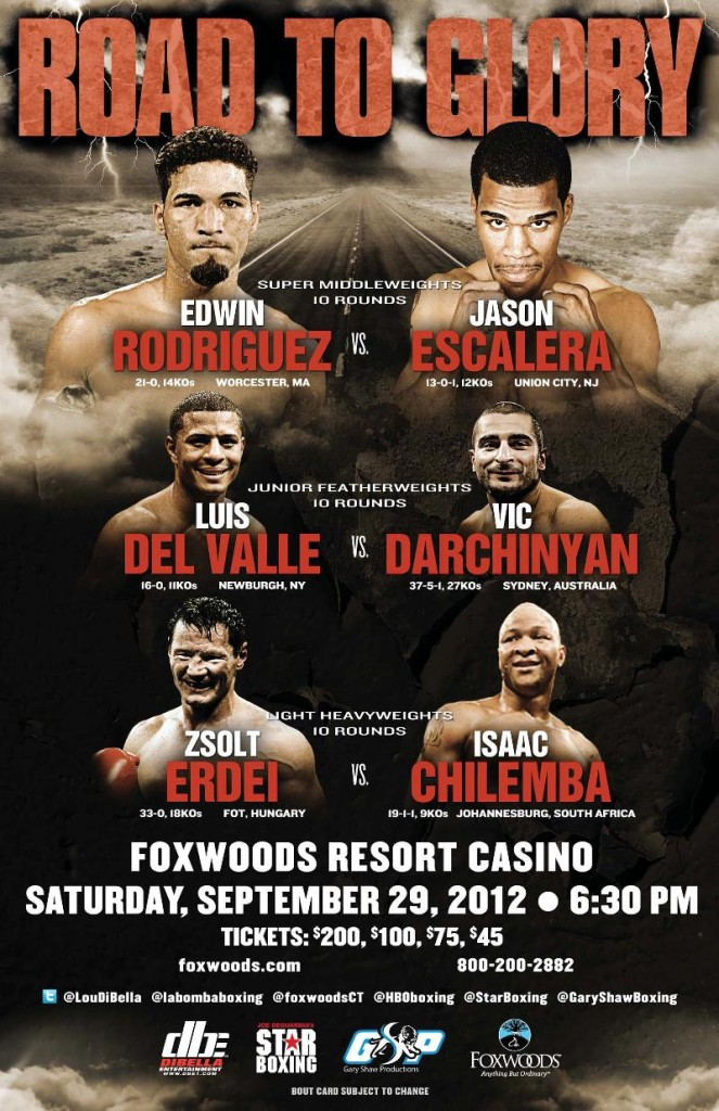 boxing poster#29