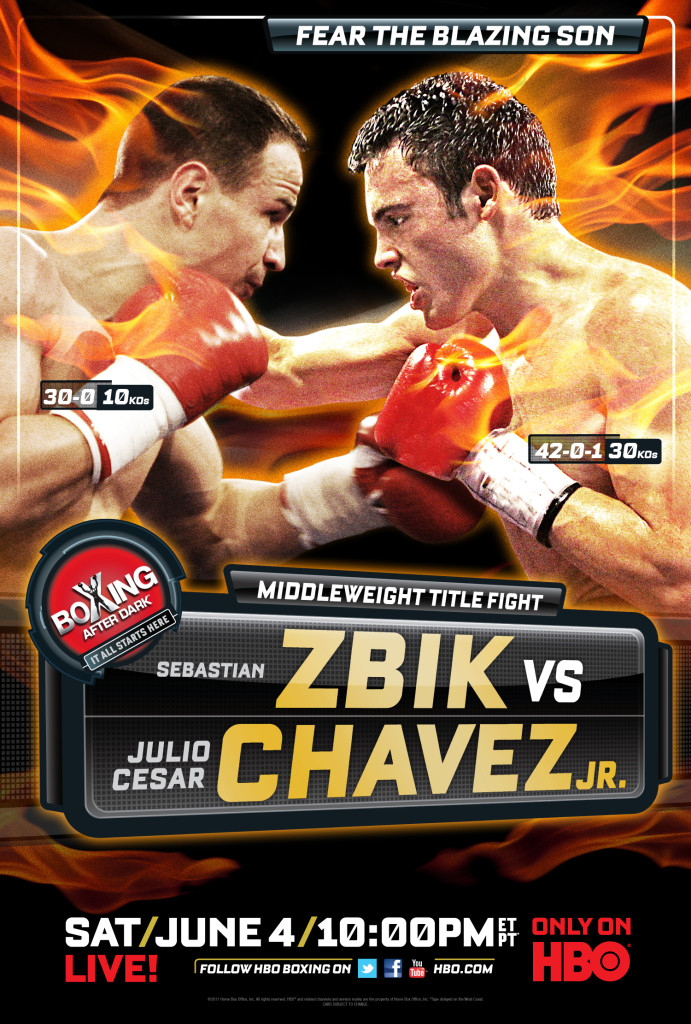 boxing poster#44
