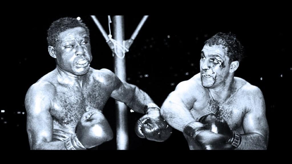 SSSSSSSMarciano Tribute Photo - 1st Charles Fight