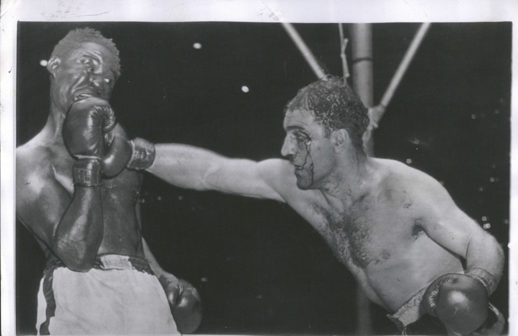 SSSSSSSMarciano Tribute Photo - first Charles battle
