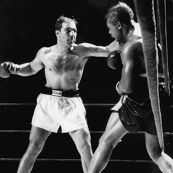 SSSSSSSRocky Marciano Tribute Photo - Archie Moore