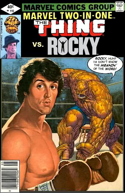 Rocky and the Thimg