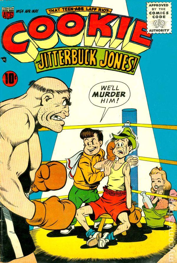 NEWBoxing Comic Book5