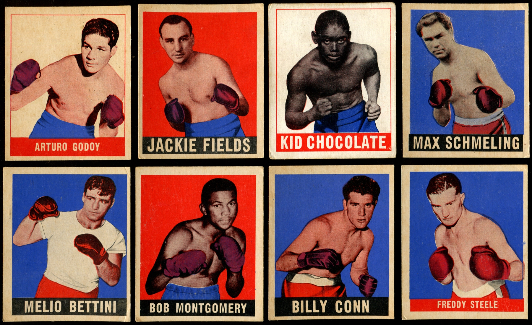 NEWBoxing Sports Cards.