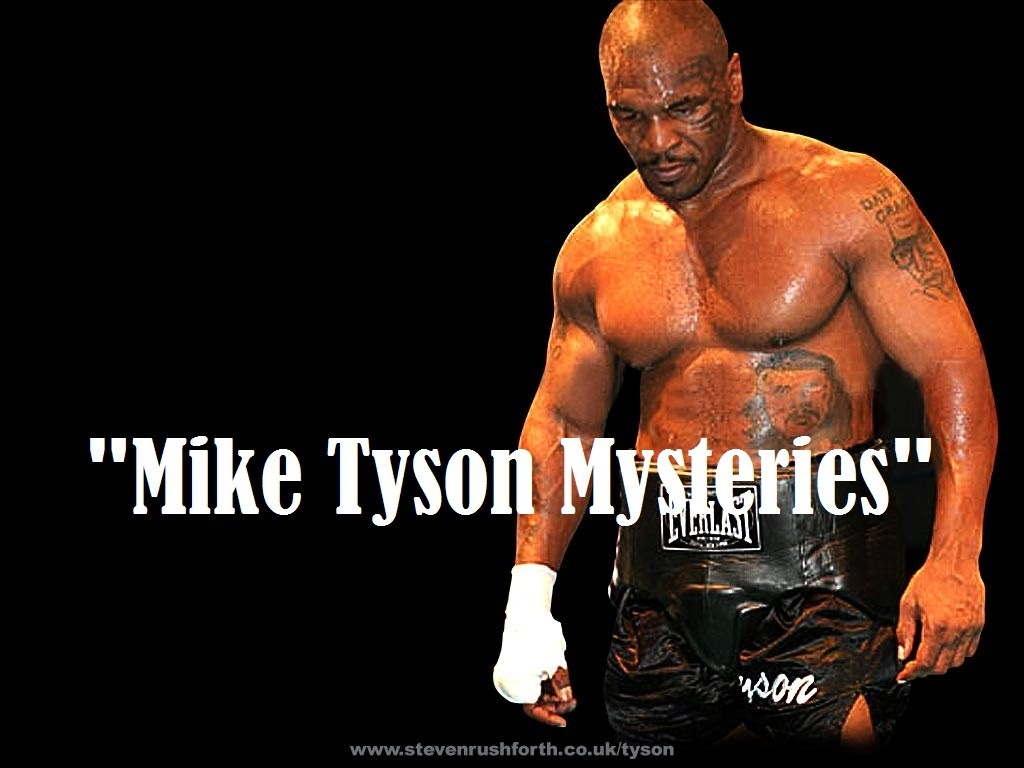 Mike Tyson Mysteries live Mike.