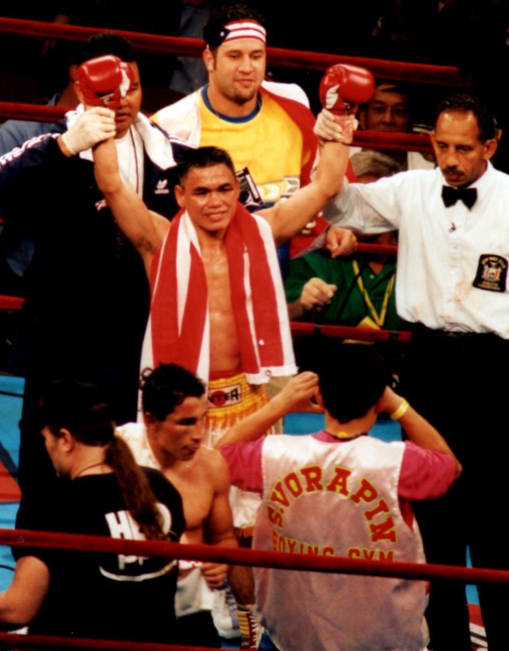 Fighters Vorapin vs. Romero #2