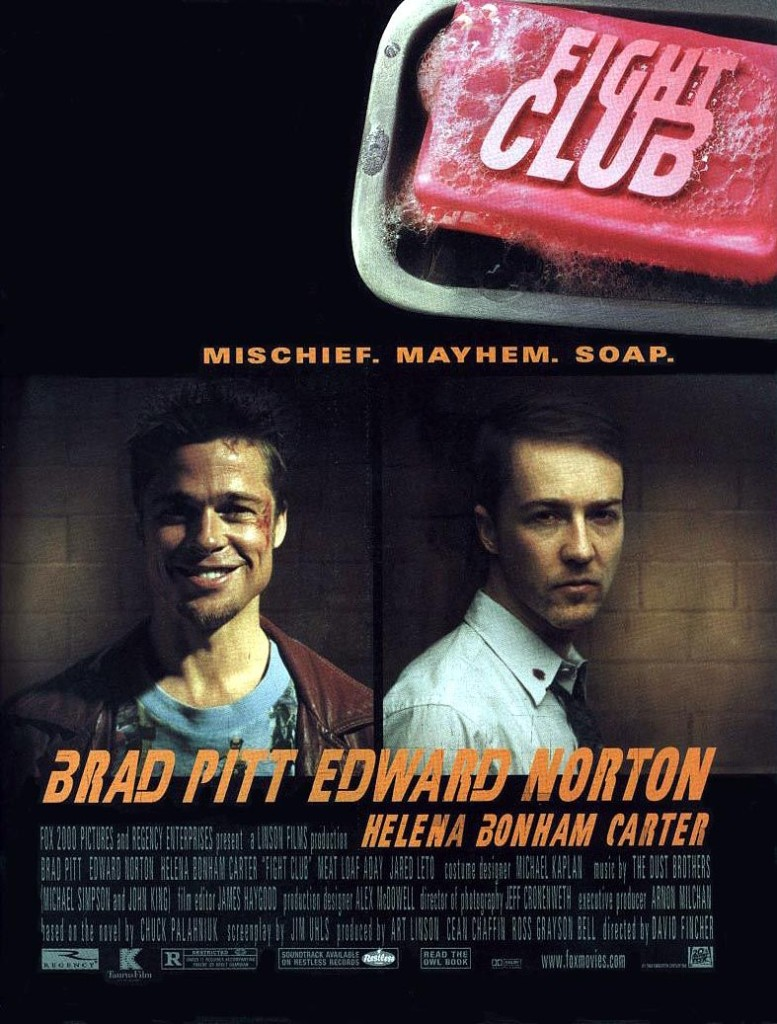 Fight Poster - Fight Club.2