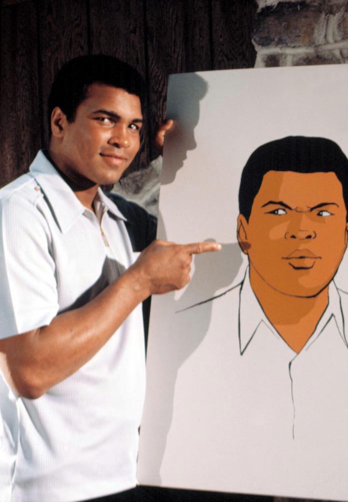 I AM THE GREATEST: THE ADVENTURES OF MUHAMMAD ALI, Muhammad Ali, 1977