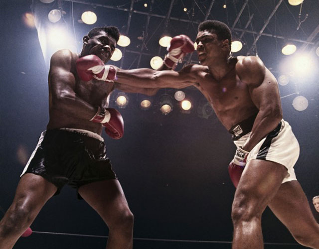 Ali vs. Patterson II.
