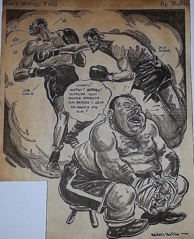 07-boxing-cartoon-joe-louis-vs-jack-roper-1939