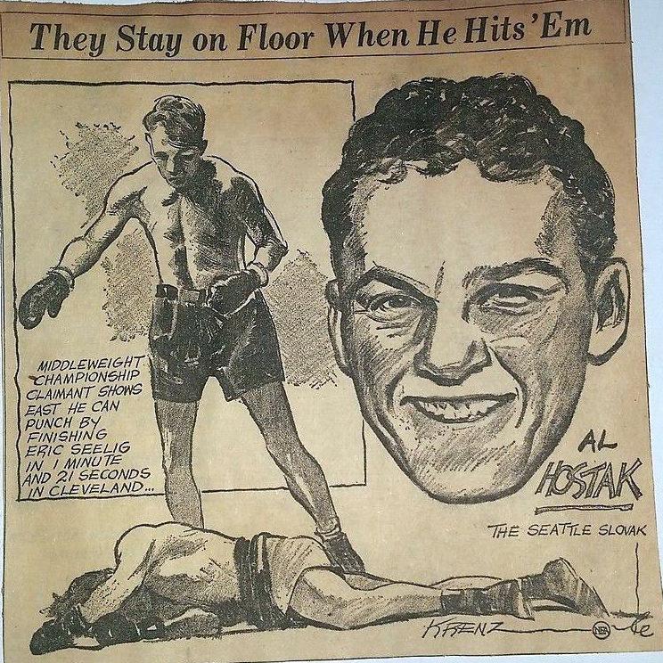 11-boxing-cartoon-al-hostak-vs-eric-seeling