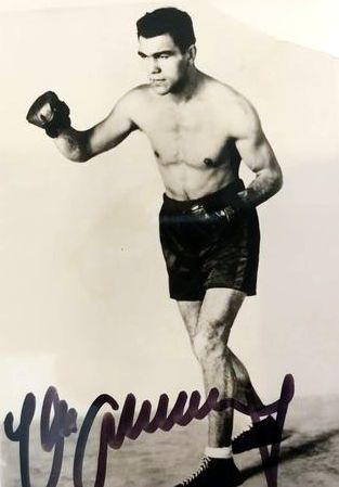 Max Schmeling at the time he defeated Joe louis in 1936