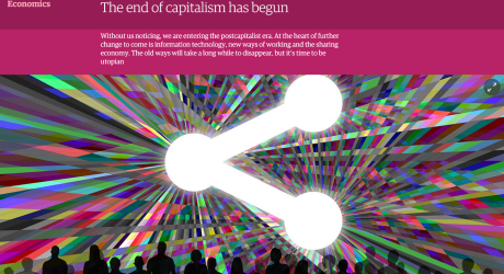 Has the end of capitalism begun?