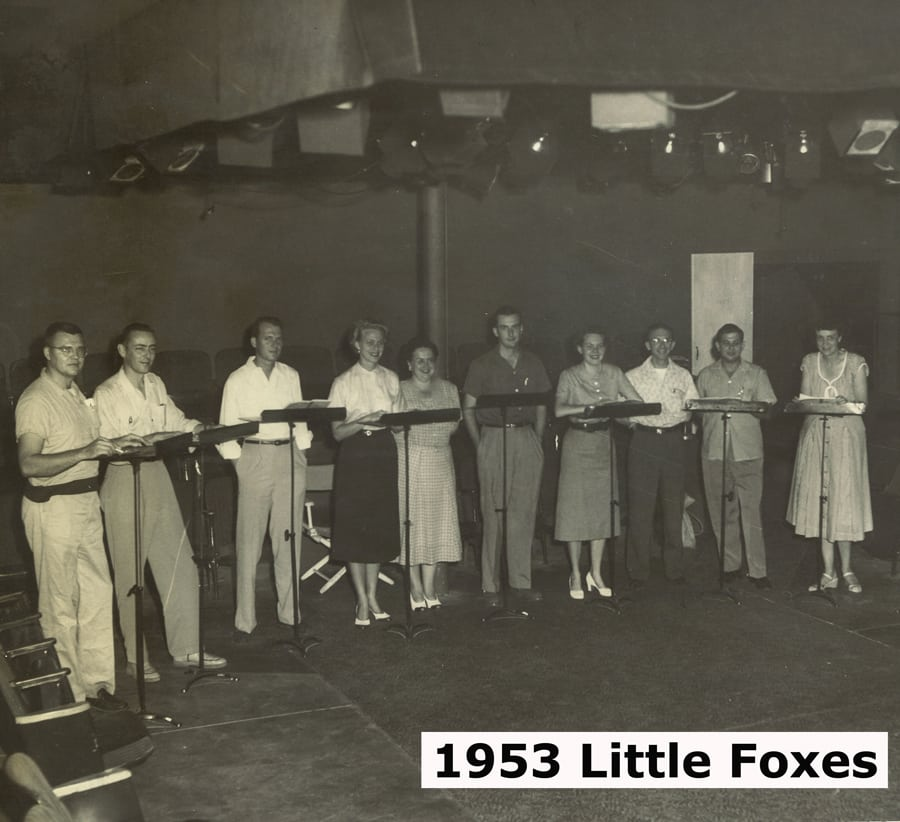1953-Little-Foxes-reading-cast-photo