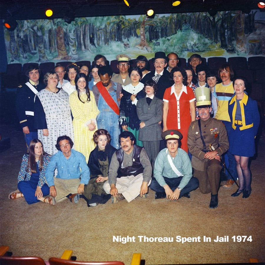 1974-Night-Thoreau-spent-in-jail-photo