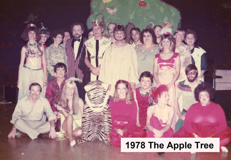 1978-Oct-apple-tree-cast-photo