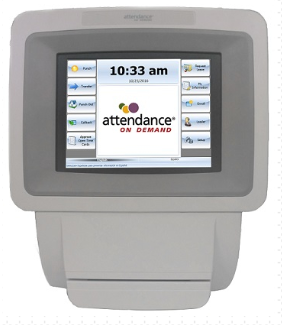 NT60 Timeclock
