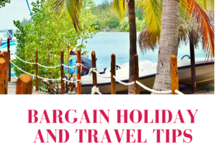 Bargain Holiday and Travel Tips