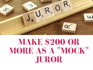 scrabble tiles spelling juror