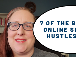 online side hustle
