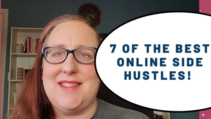 online side hustle