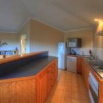 Shearwater one bedroom kitchen