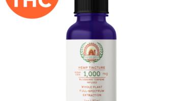 Buy broad spectrum (N/D THC) hemp oil tincture online
