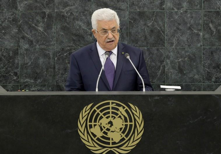 Palestinian President Mahmoud Abbas. (photo credit:REUTERS)