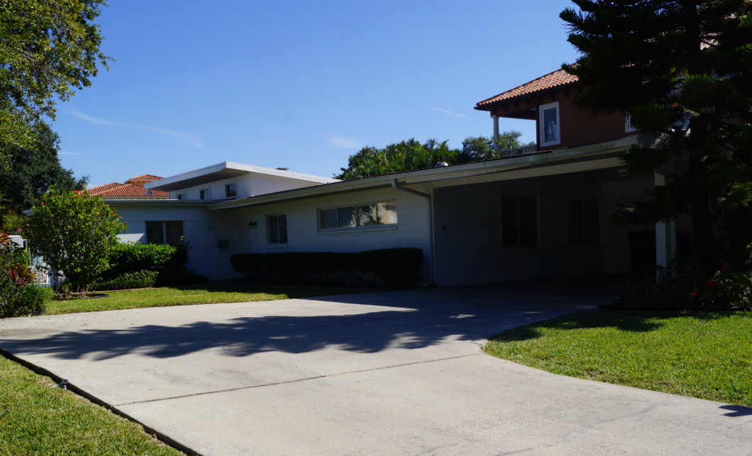 Davis Islands Waterfront Real Estate 620 Riviera