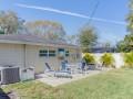 615 E Davis Islands Home for Sale Cristan Fadal Patio Back