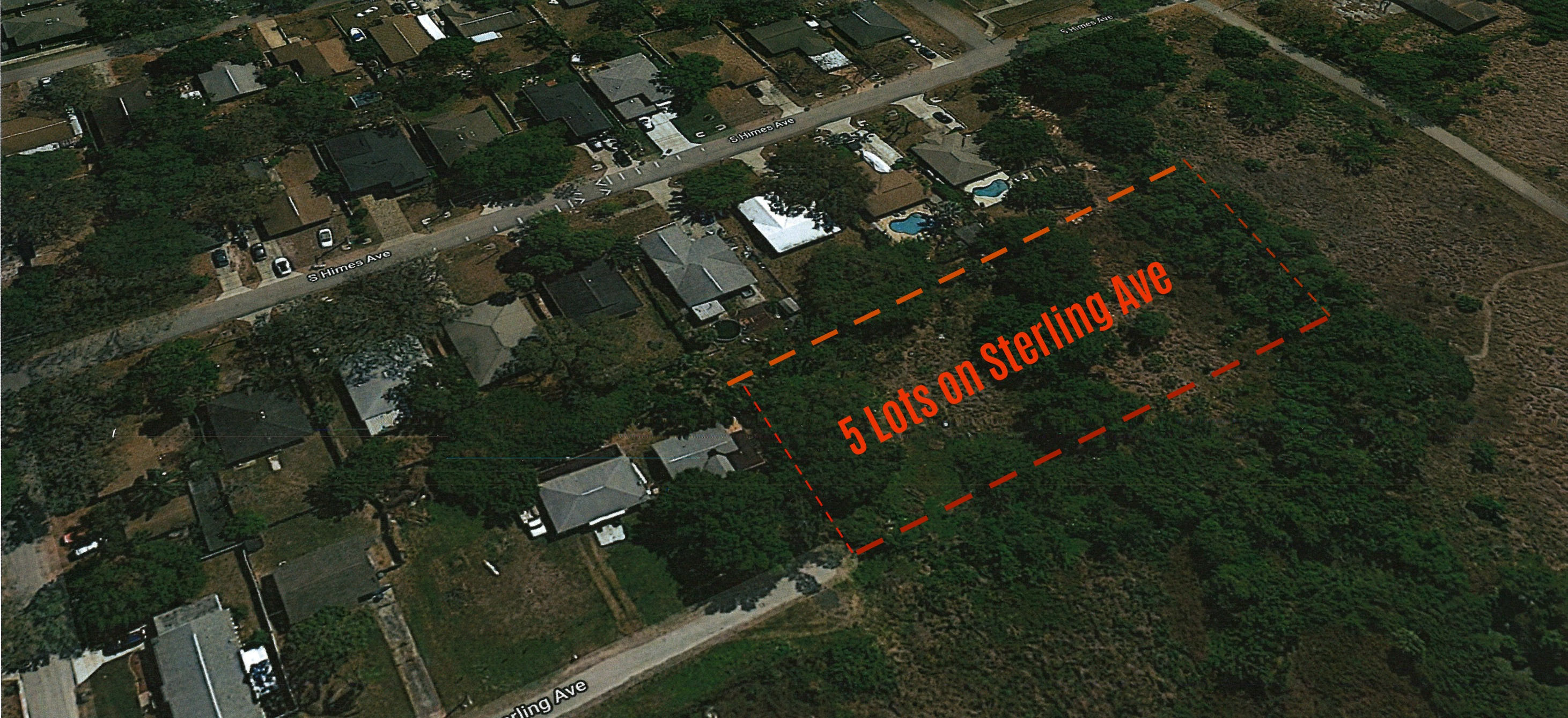 Multiple Lots S Sterling Ave | South Tampa