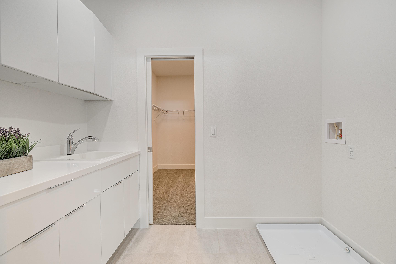 Upper Floor Laundry Room at 1314 W Lemon St