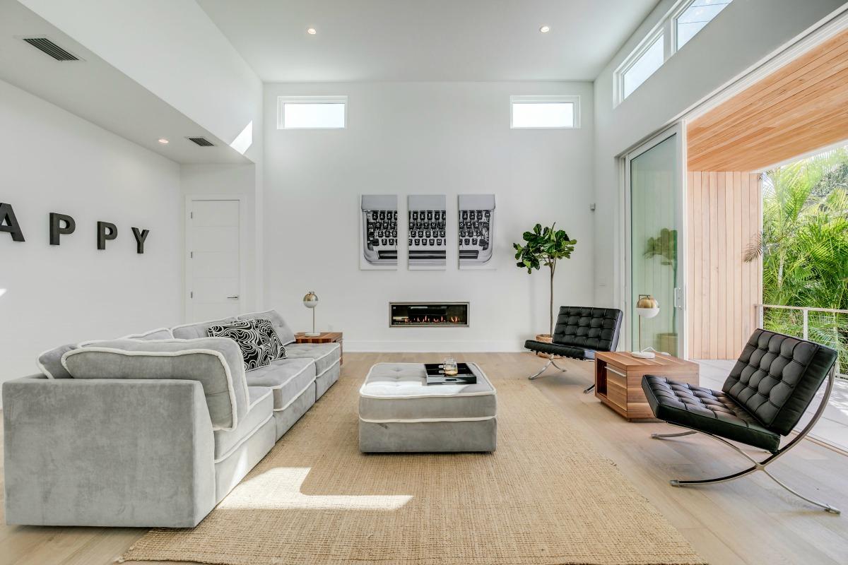 Blending Interior and Exterior Living at 438 East Davis Blvd on Davis Islands Cristan Fadal