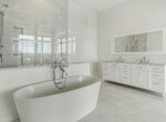 91 Davis Blvd Condo Master Bath Cristan Fadal Davis Islands Real Estate